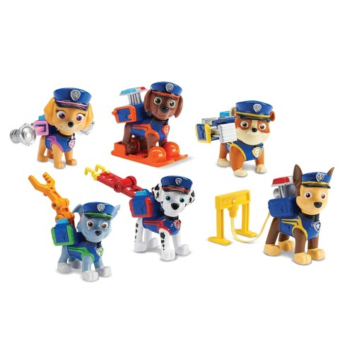 08acce43699 PAW Patrol Police Pups Action Pack Gift Set : Target
