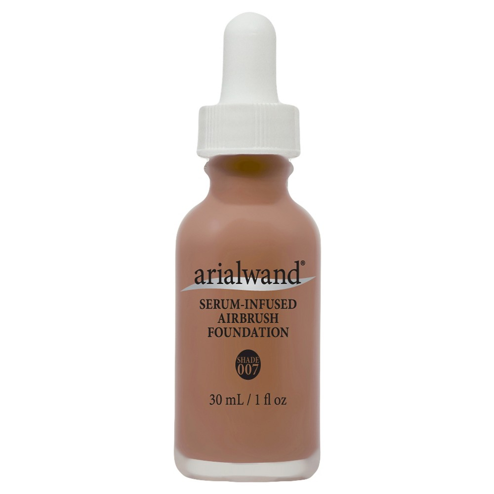 Image of Arialwand Serum Infused Foundation Mocha - 1 oz, Brown