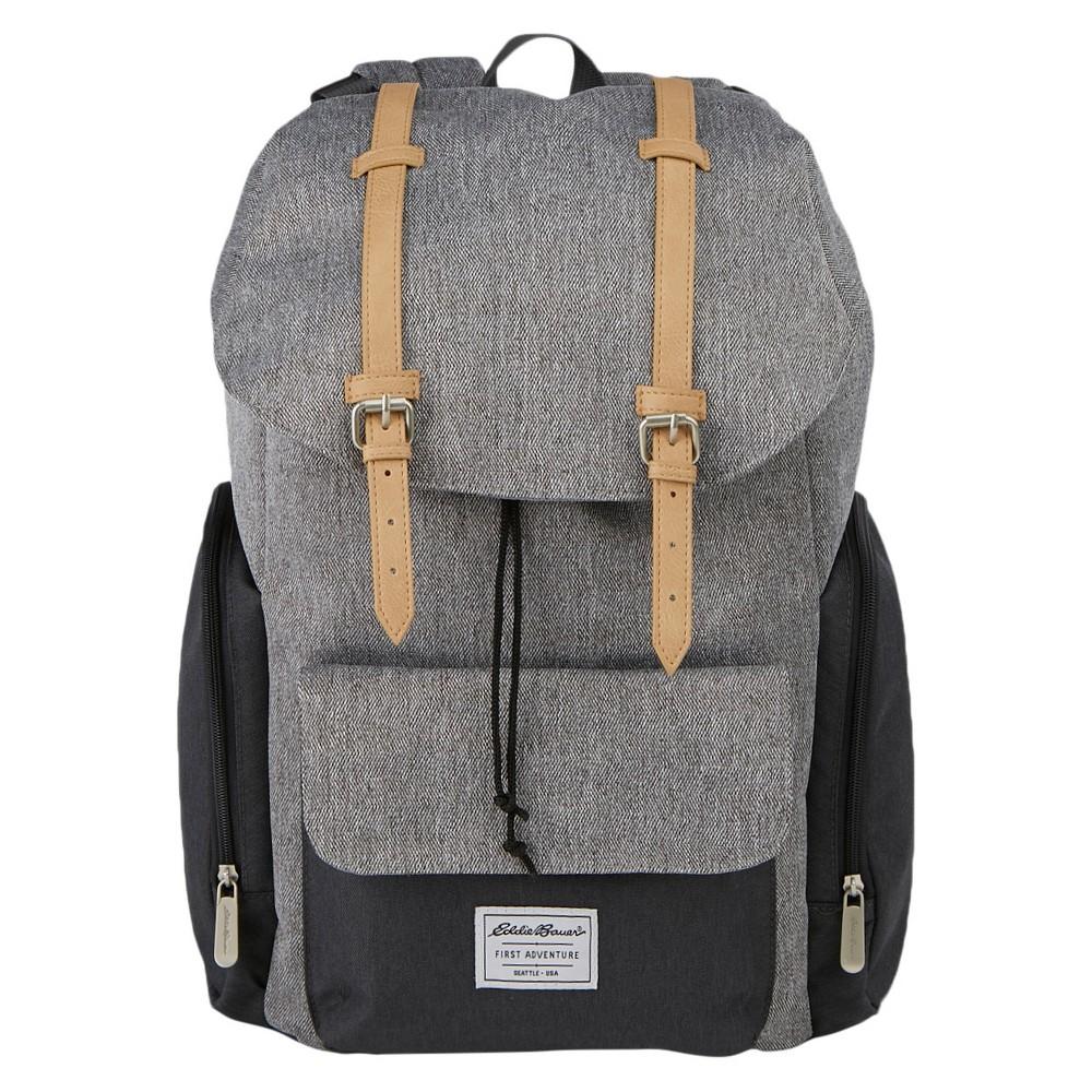 Image of Eddie Bauer Backpack Diaper Bag - Gray