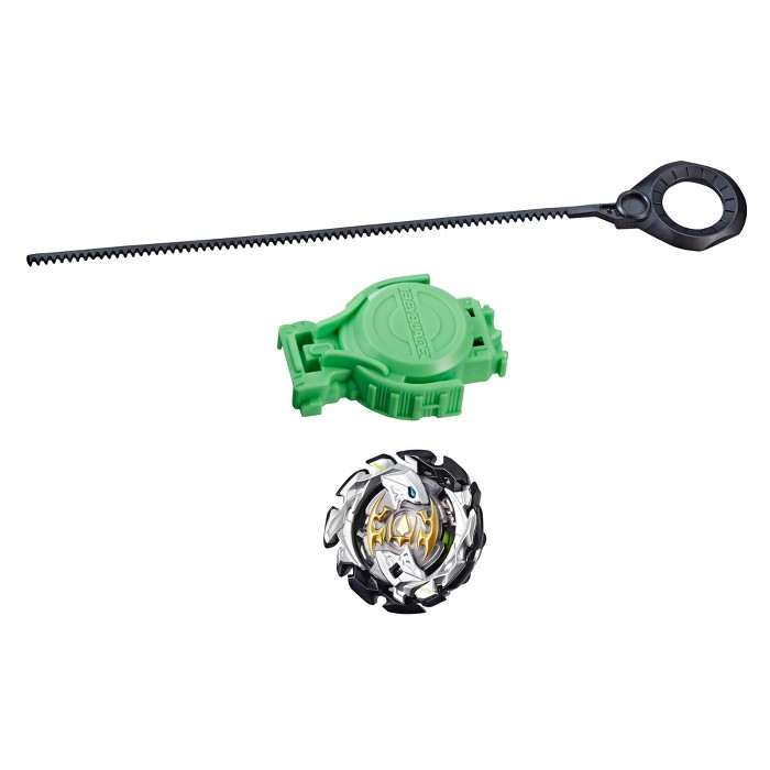 Beyblade Burst Turbo Slingshock Starter Pack Forneus F4 Top and Launcher - image 1 of 2