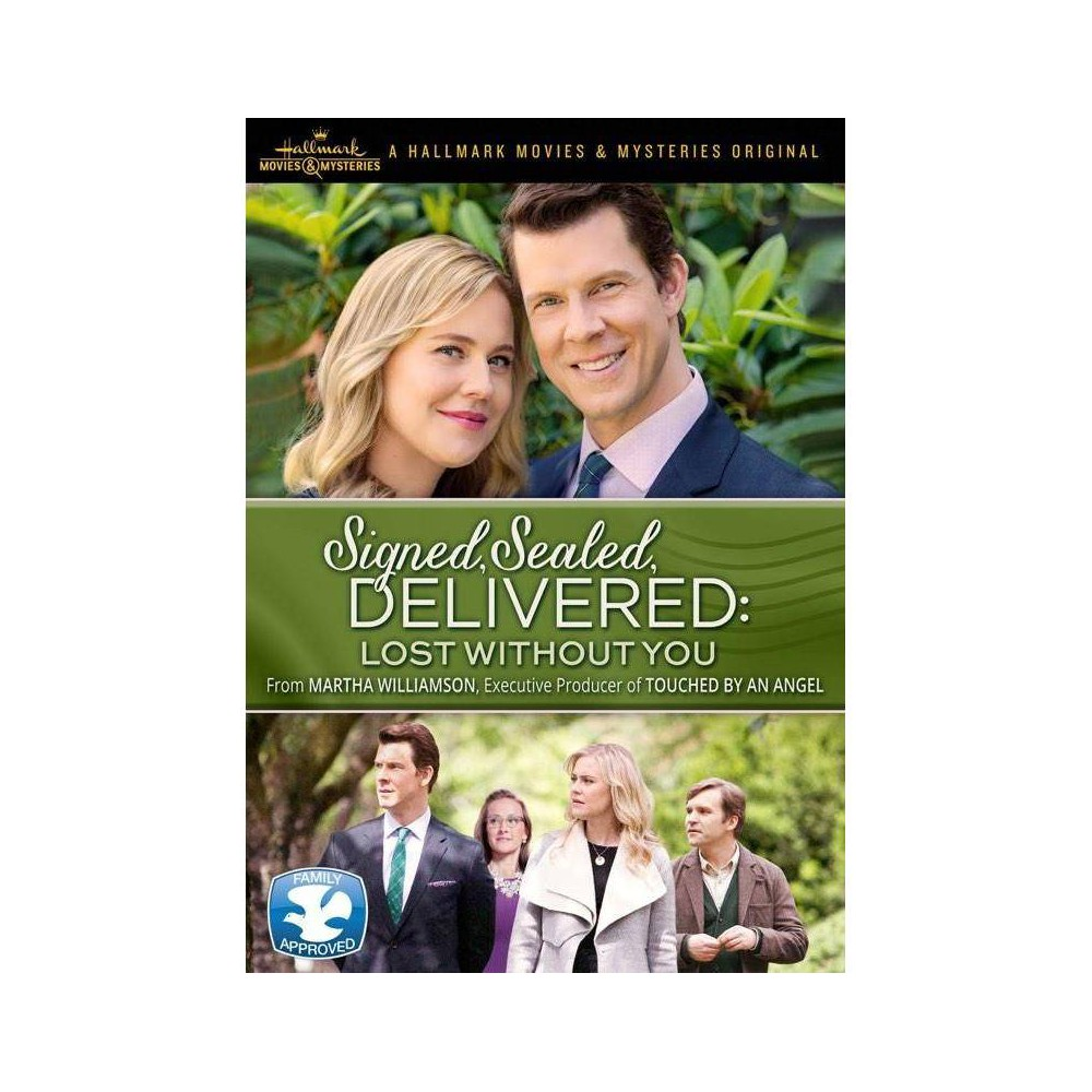 Signed Sealed Delivered Lost Without You Dvd 2017