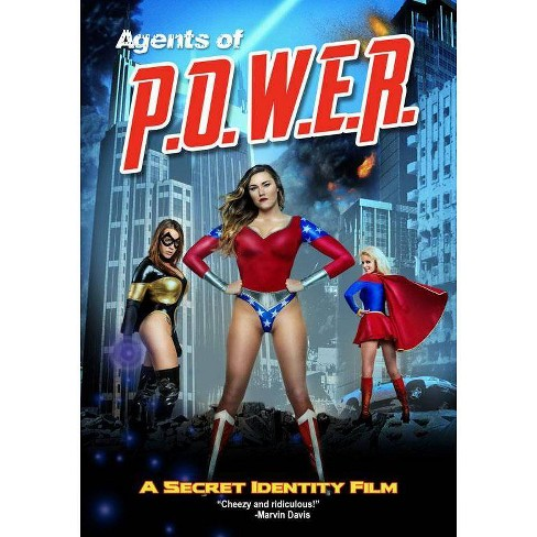 Agents Of P.O.W.E.R. (DVD) - image 1 of 1