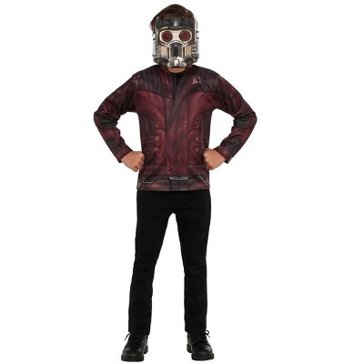 Avengers 4 Star-Lord Costume /& Mask
