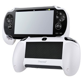 INSTEN Hand Grip Compatible With Sony PlayStation Vita, White : Target