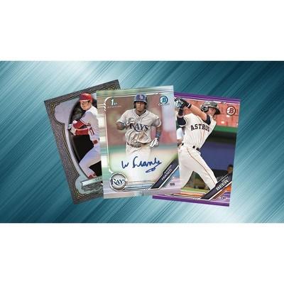 Topps 2015 Bowman Baseball Retail Box