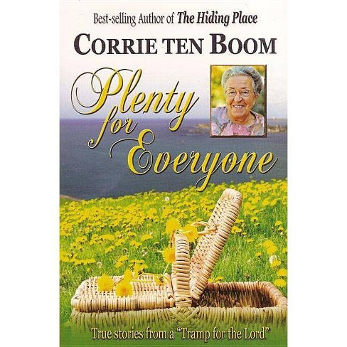 Plenty for Everyone - by  Corrie Ten Boom (Paperback) - image 1 of 1