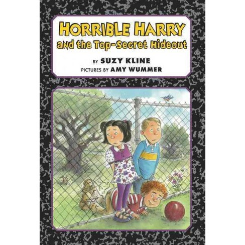 Horrible Harry and the Top-Secret Hideout - by  Suzy Kline (Paperback) - image 1 of 1
