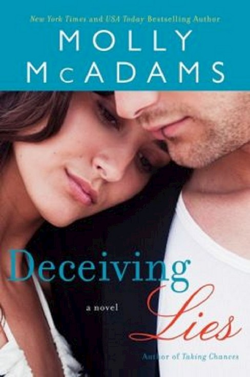 Deceiving Lies (Paperback) by Molly Mcadams - image 1 of 1