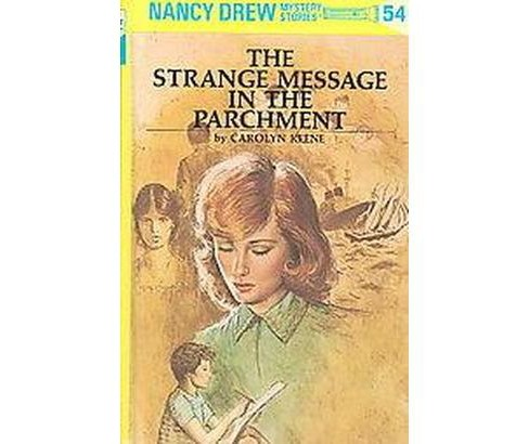 Strange Message in the Parchment (Hardcover) (Carolyn Keene) - image 1 of 1