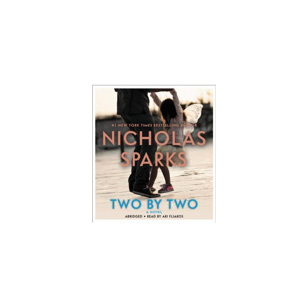 Two by Two (Abridged) (CD/Spoken Word) (Nicholas Sparks)
