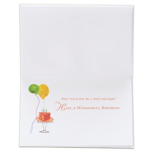 Papyrus Cakes Birthday Card Target