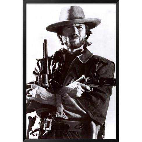 Art.com - Clint Eastwood Framed Poster - image 1 of 2