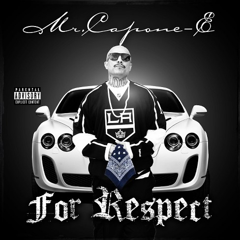 Mr. capone-e - For respect [Explicit Lyrics] (CD) - image 1 of 1