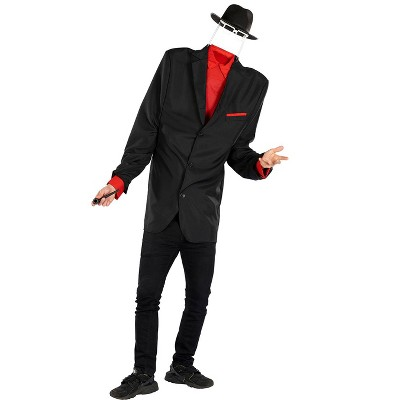 Angels Costumes Invisible Man Adult Costume | One Size