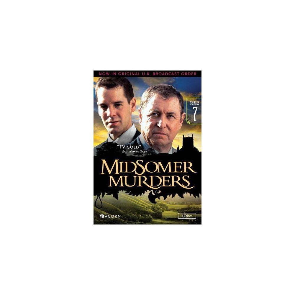 Midsomer Murders Series 7 Dvd 2014