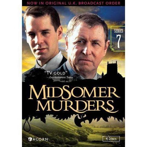 Midsomer Murders: Series 7 (DVD) - image 1 of 1
