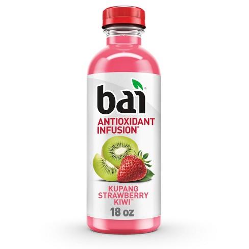 Bai Strawberry Kiwi Flavored Water - 18 fl oz Bottle - image 1 of 3