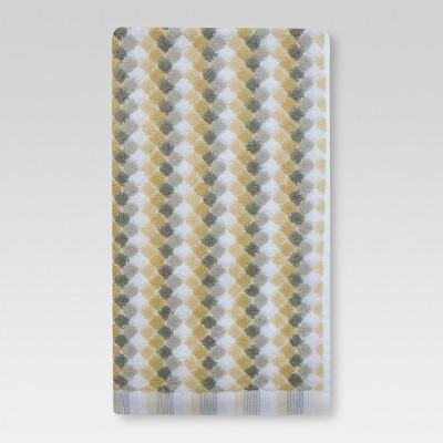 Hand Towels Dot Gray/Tan - Threshold™