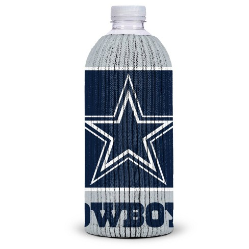 NFL Dallas Cowboys Knit Bottle Cooler - image 1 of 1
