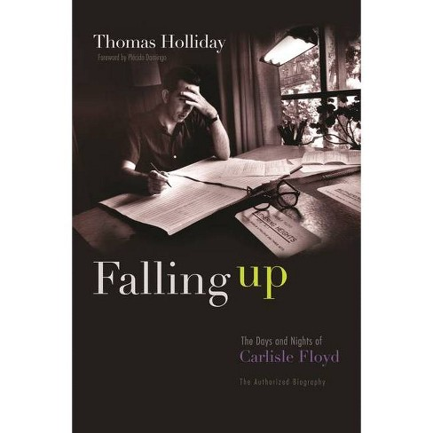 Falling Up - by  Thomas Holliday (Hardcover) - image 1 of 1