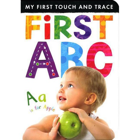 First ABC - (My First) (Board_book) - image 1 of 1