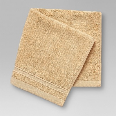 Performance Solid Washcloth Wheat - Threshold™