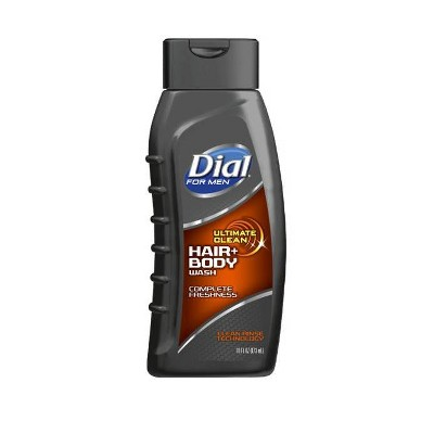 Body Washes & Gels: Dial for Men Hair + Body Wash