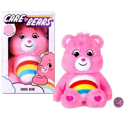 Care Bears Basic Medium Plush - Cheer Bear