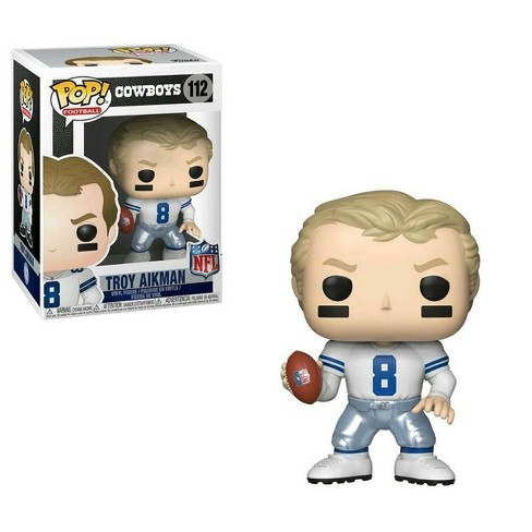Dallas Cowboys NFL Legends Funko POP Vinyl Figure - Troy Aikman - image 1 of 1