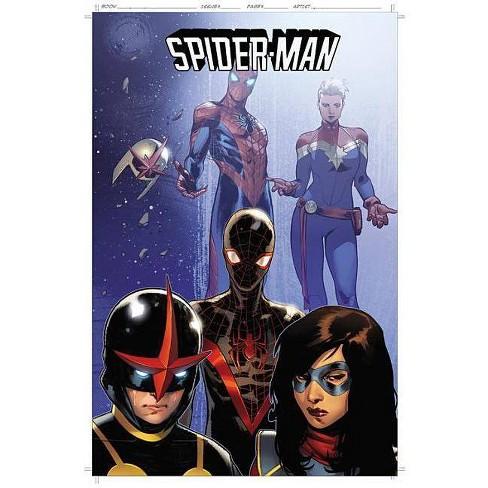 Spider-Man: Miles Morales, Volume 2 - (Paperback) - image 1 of 1