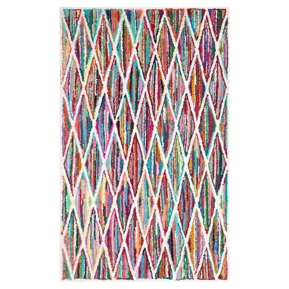 Amy Area Rug - Multi (6'x9') - Safavieh, Multicolored