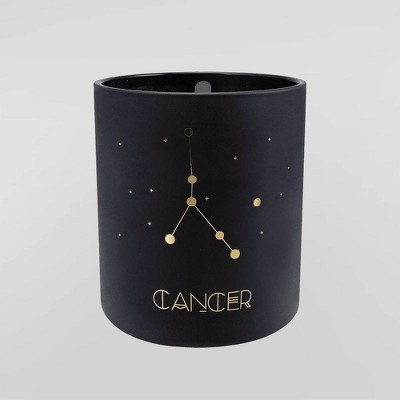 7.8oz Astrological Glass Jar Candle Cancer - Project 62™
