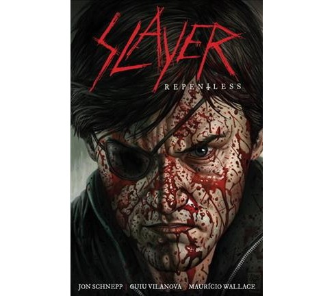 Slayer : Repentless -  (Slayer) by Jon Schnepp (Hardcover) - image 1 of 1