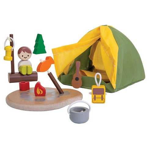 PlanToys Camping Set - image 1 of 1