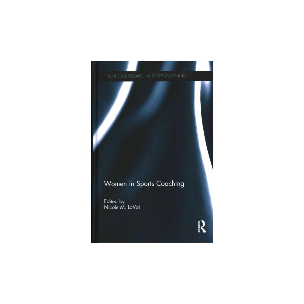 Women in Sports Coaching (Hardcover)