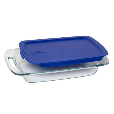Pyrex 3qt Easy Grab Baking Pan with Lid