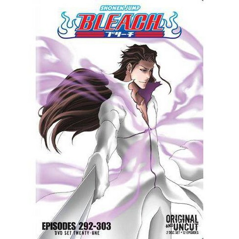 Bleach Box Set 21 (DVD)