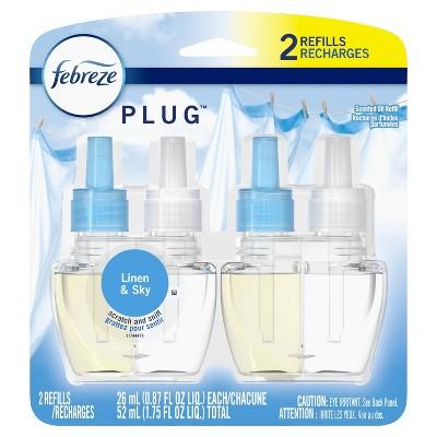 Air Fresheners: Febreze Plug