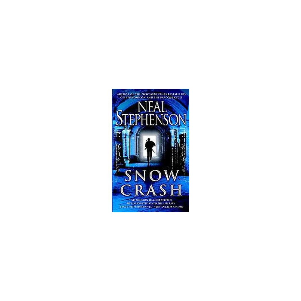 Snow Crash (Reprint) (Paperback) (Neal Stephenson)