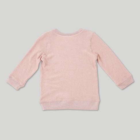 a011ae8a7154 Toddler Girls  Afton Street Sweatshirt - Pink Heather   Target