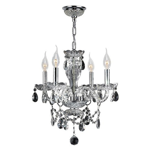 "World Wide Lighting Ceiling Light - Silver (16 X 21 X 10"") - image 1 of 1"