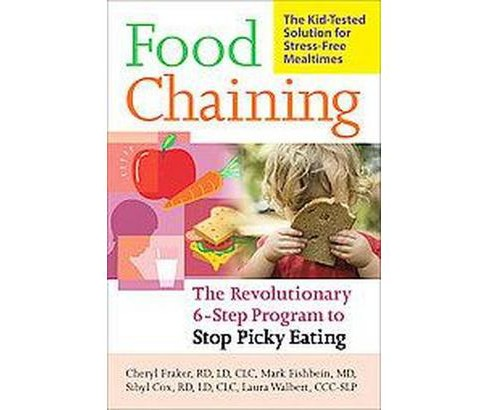 Food Chaining : The Proven 6-Step Plan to Stop Picky Eating, Solve Feeding Problems and Expand Your - image 1 of 1