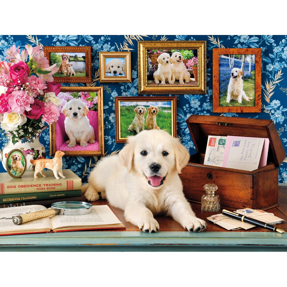 Buffalo Games Dogs Life The Retrievers Puzzle 750pc
