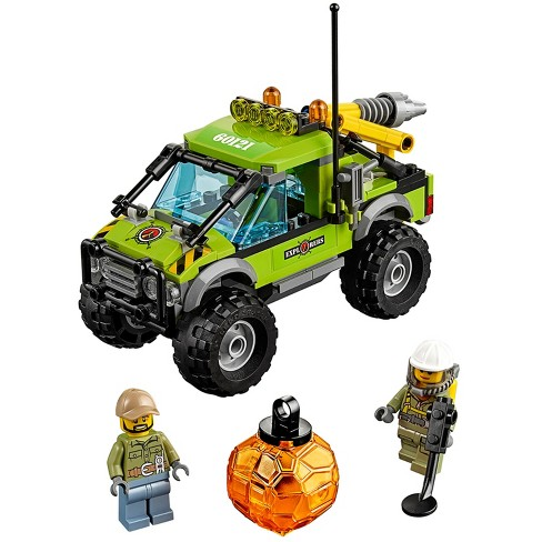 LEGO® City Volcano Exploration Truck 60121 - image 1 of 12