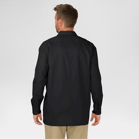 71f5b7fbaf Dickies® Men s Original Fit Long Sleeve Twill Work Shirt   Target