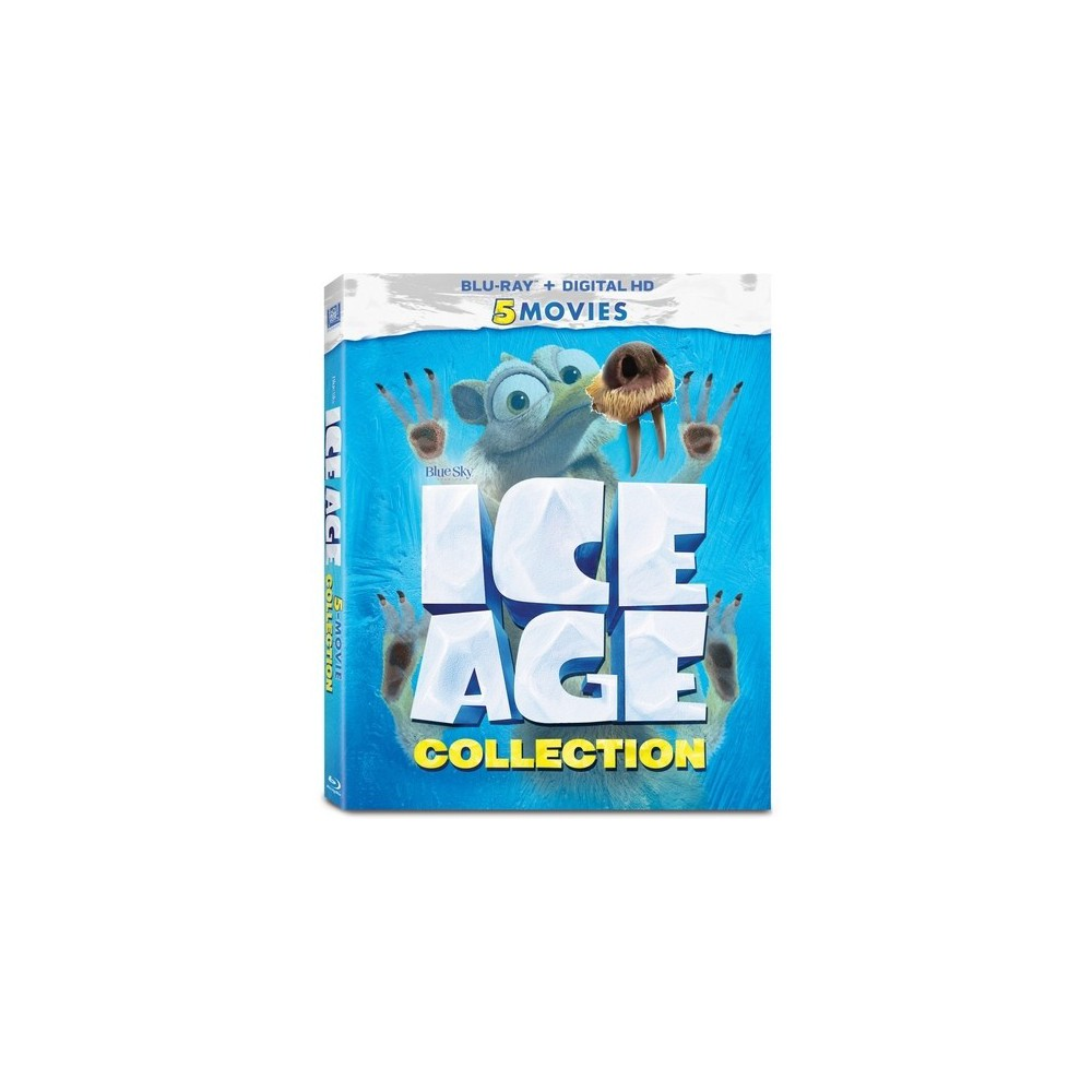 Ice Age 5 Movie Collection (Blu-ray)