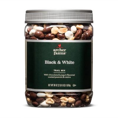 Black & White Trail Mix - 38oz - Archer Farms™