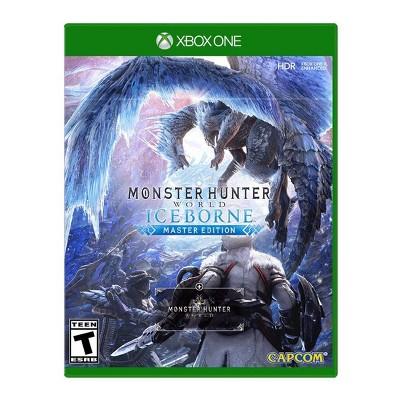 Monster Hunter World: Iceborne Master Edition - Xbox One