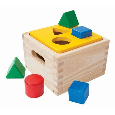 PlanToys Shape and Sort It Out