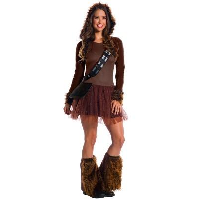Star Wars Chewbacca Female Adult Costume